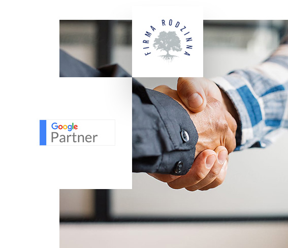 Pozycjonowanie stron Wrocław Media Click - Certyfikaty Google Partner, Firma Rodzinna
