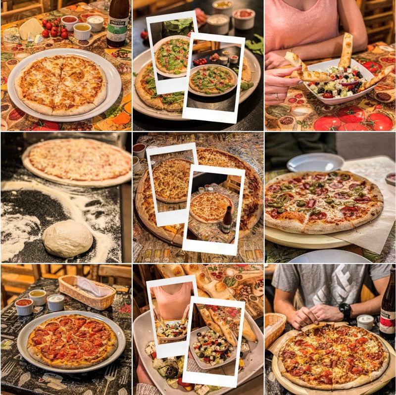 Post na Facebooku dla Pizzerii z okazji dnia Chłopaka