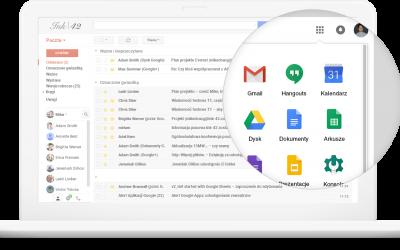 G Suite Google dla Twojej firmy, sprawdź cennik i opinie