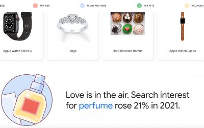 Nie masz pomysłów na prezenty? Sprawdź Google Shopping Gift Guide