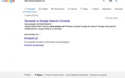 Amazon w Polsce – to już pewne. Co na to Allegro i Google?