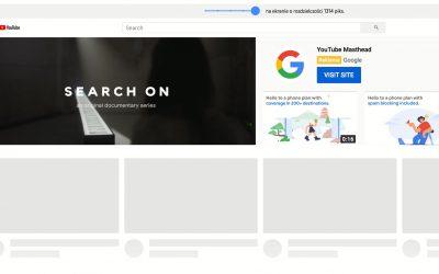 Masthead na Youtube – jak dotrzeć do dużej grupy odbiorców?