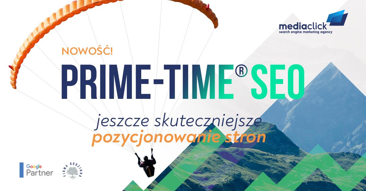 PRIME-TIME SEO